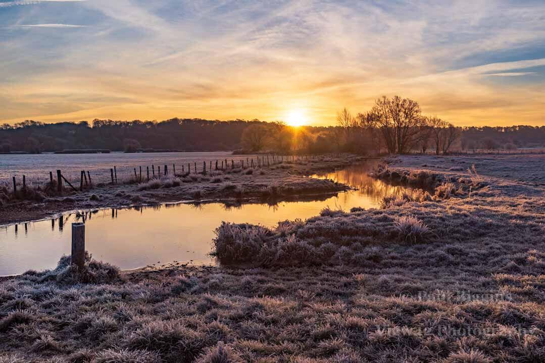 Avon Valley Sunrise