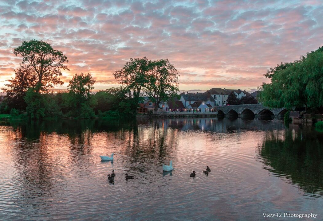 Summer Sky, Fordingbridge