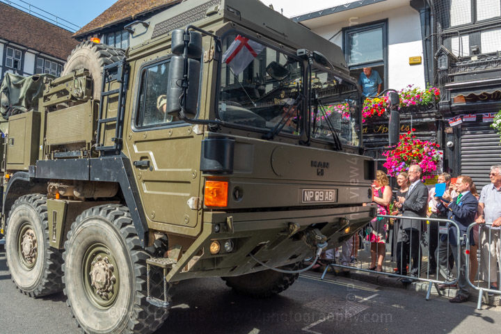 Armed Forces Day Salisbury