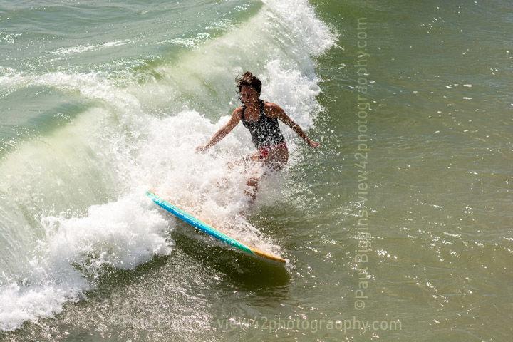 Boscombe Surfer female