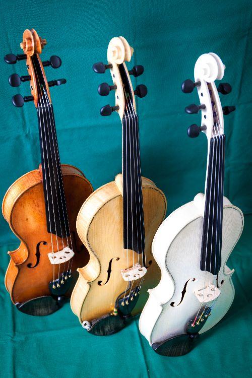 Trio of Vio-5's