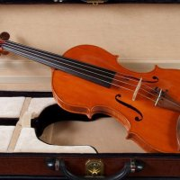 Guarneri style violin