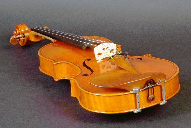 Carlo Bergonzi style concert violin