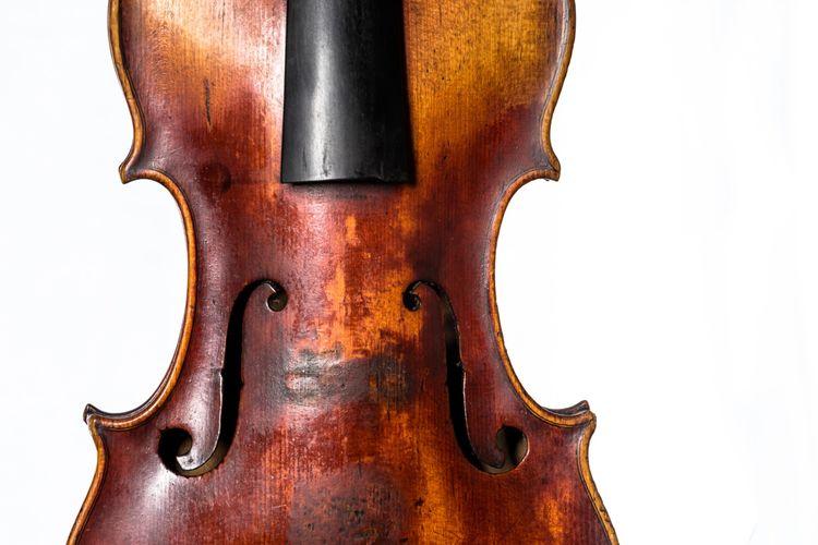 Banks 1787 Violin front