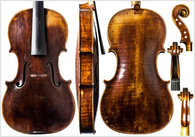 "Banks 1770 ""Cathedral"" Viola"