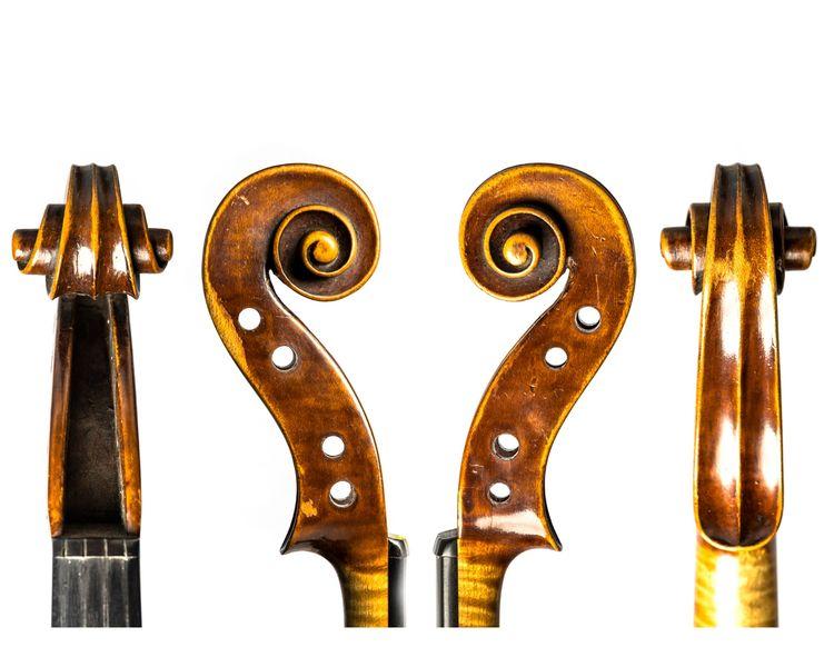 Benjamin Banks 1770 Viola