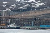 Dock area Pyramidin