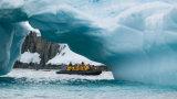 Zodiac through the iceberg