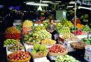 Fruit Market, Vietnam