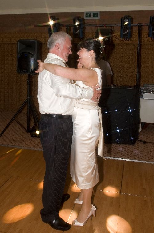 Mel and Tony First Dance