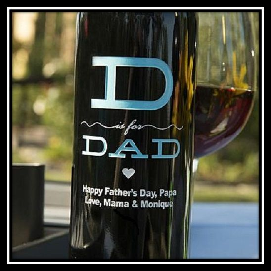 500 x 500 Fathers Day D is for Dad