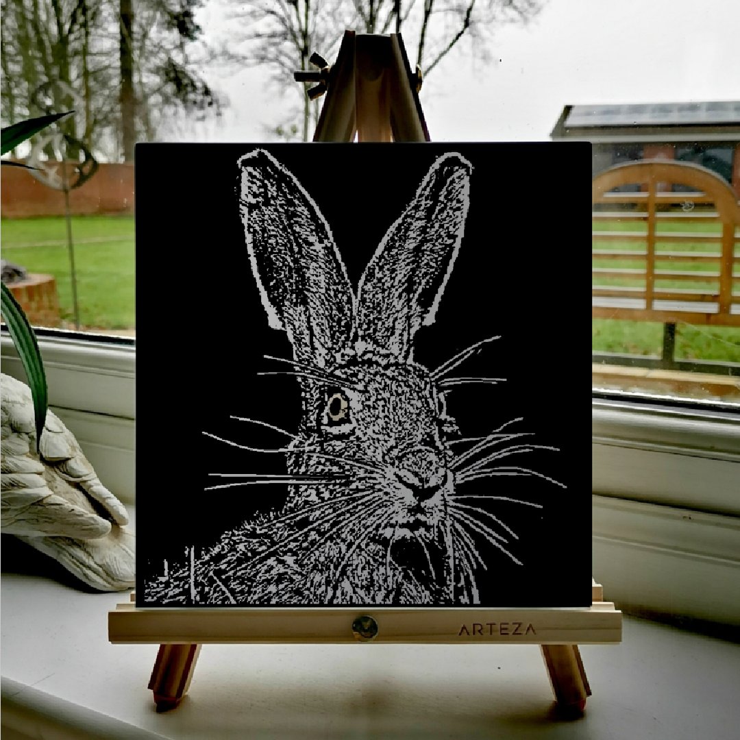 Brown hare - £99