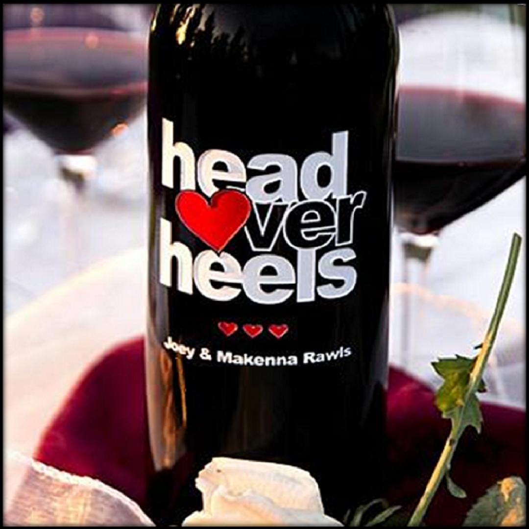 Head Over Heals in Love