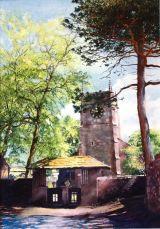 ST MARY'S PARISH CHURCH LONG PRESTON