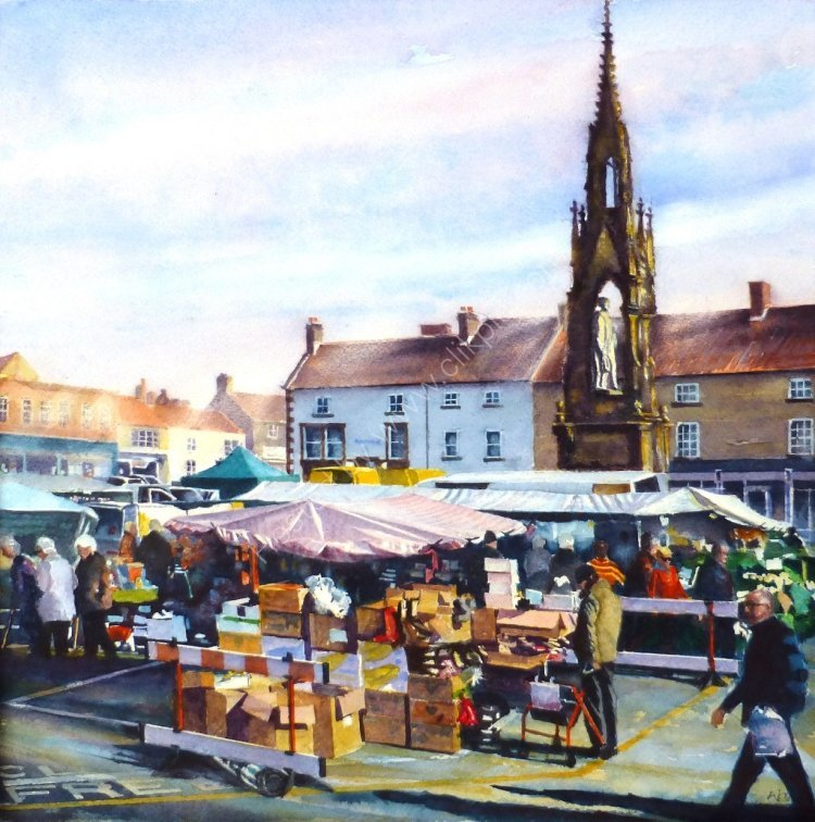 ANOTHER MARKET DAY HELMSLEY