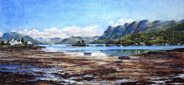 PLOCKTON WATERFRONT SCOTLAND