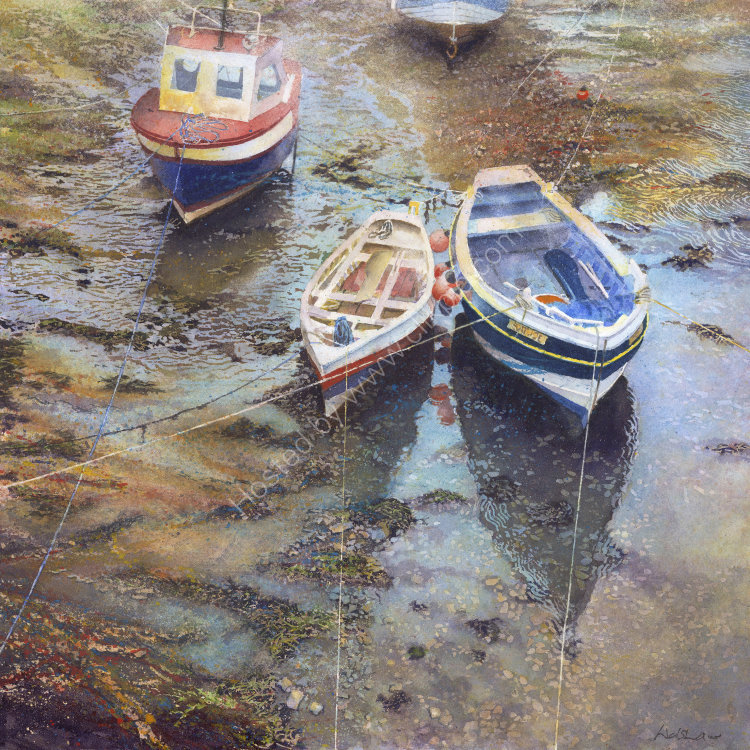 STAITHES BECK REFLECTIONS