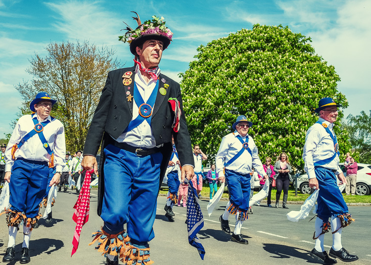 Ickwell May Day-1