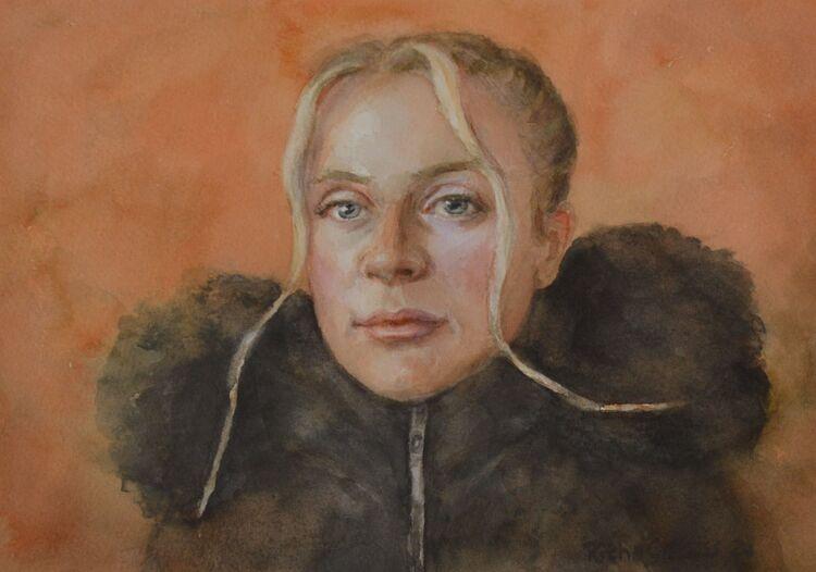Portrett av Sunniva