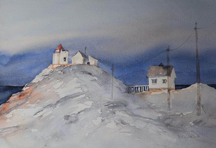 Stavneset Lighthouse