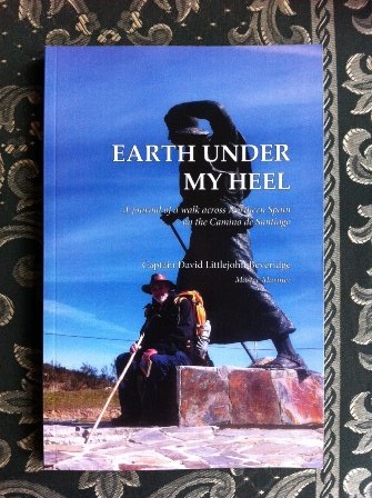 Earth Under My Heel Front Cover