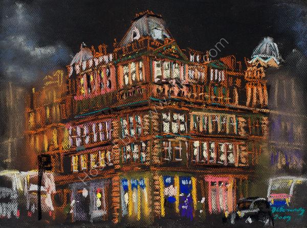 Standard Buildings - Hope Street Glasgow