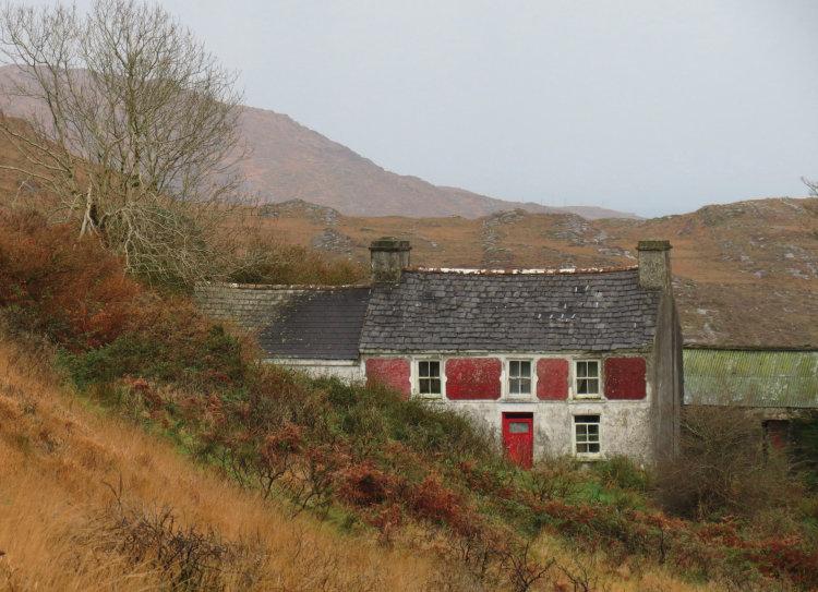 117. Old Farm, Sheep's Head