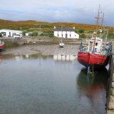 5. Baid Dearg, Oiléan Chléire; Red Boats,Cape Clear Island