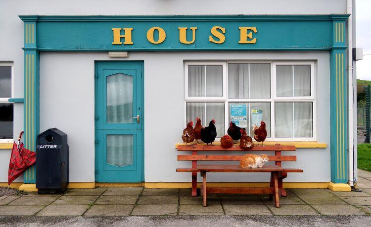 175 Bank House, Whiddy Island