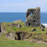 98. Dun an óir, Oiléan Chléire; O Driscoll Castle, Cape Clear Island