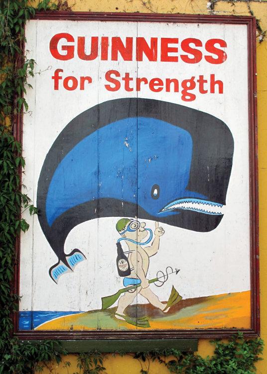 Guinness for Strength, West Cork