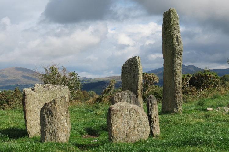 100. Kealkil Stone Circle, West Cork