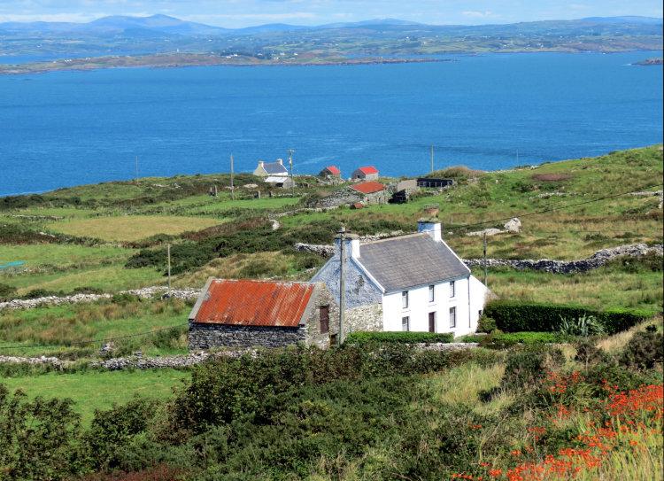 43. Cape Clear Island, Oilean Chleire