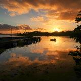 137. Sunset, Kitchen Cove, Ahakista, Sheep's Head