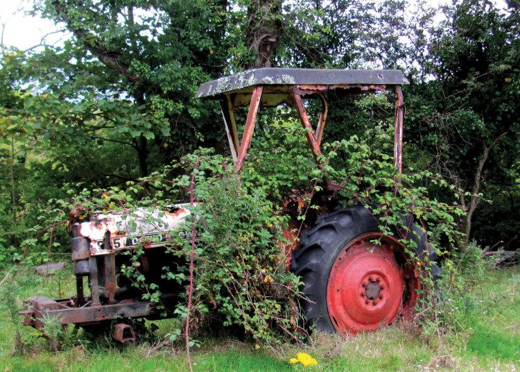 Tarracóir, Tractor, West Cork