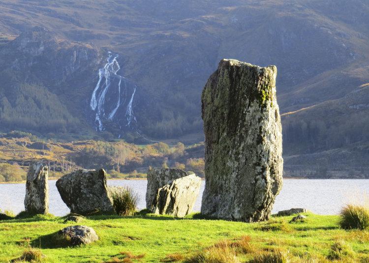 97. Uragh Stone Circle , Beara Peninsula