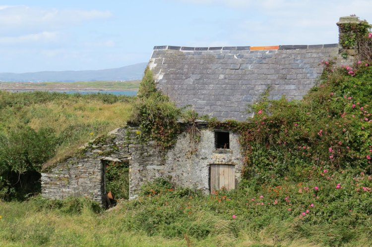 132. Old House, Sherkin Island