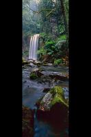 Hopetoun Falls vert