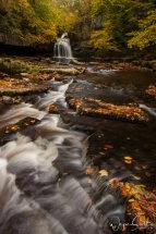 Cauldron Falls Autumn 2