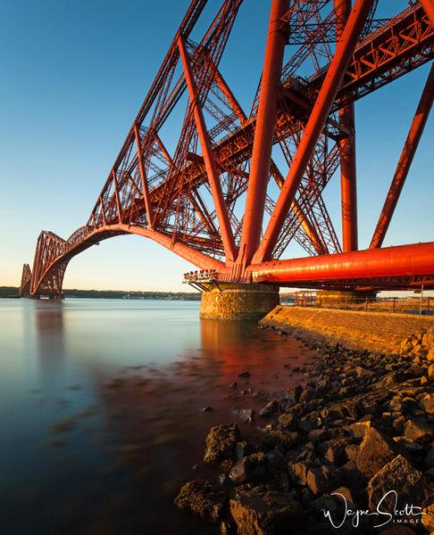 The Forth Railway Bridge