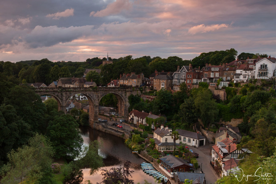 Knaresborough North Yorkshire
