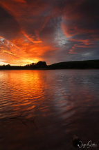 Fewston Sunset