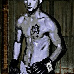 Arty boxer