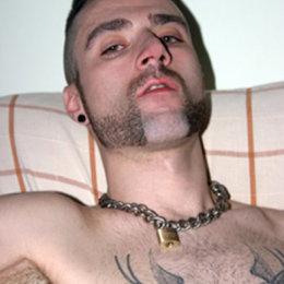 David.B Slave collar