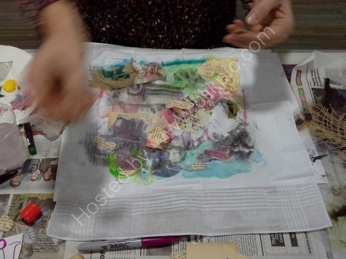 Mixed Media Monoprinting Workshops - March 2016