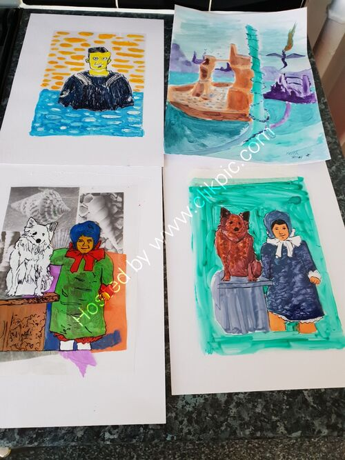 Printmaking Session