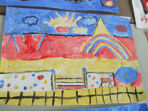 KANDINSKY ABSTRACT PAINTING WORKSHOPS