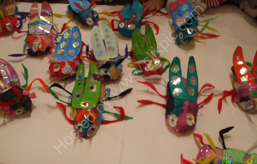 BUG WORKSHOP- Made by Local Brownies