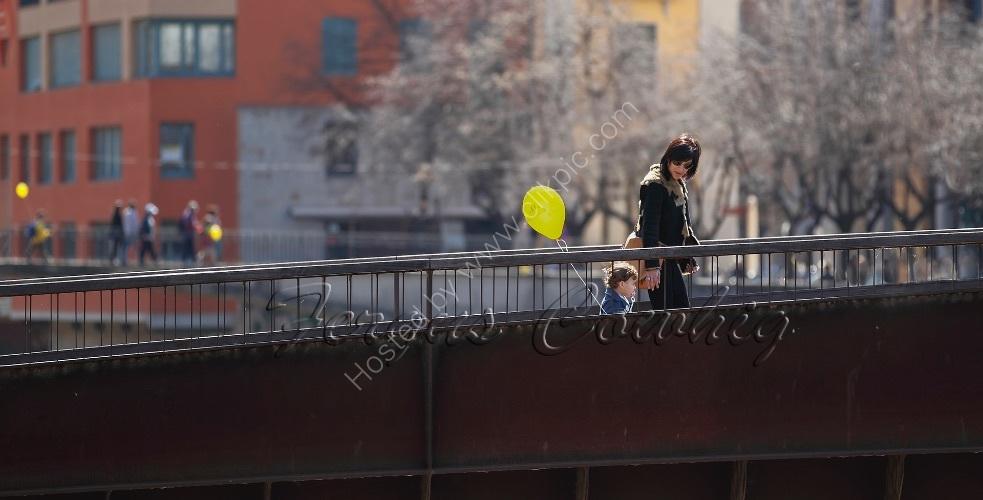 3rd Ferg-Yellow Balllon