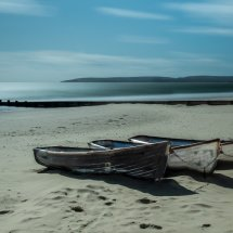 3rd Jo Evans-Fishing Boats on Bournemouth Beach